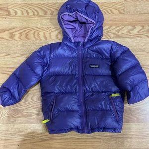 Patagonia Jackets & Coats - Patagonia Purple Down Jacket